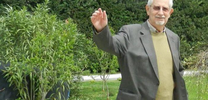 Αγρίνιο: 7 χρόνια χωρίς τον καθηγητή Αθανάσιο Παλιούρα (ΦΩΤΟ + VIDEO)